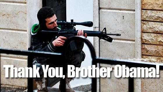 El ataque de Estados Unidos a Siria se ampara en la protección de los cristianos de Oriente, cuando en verdad ha pactado con los sectores más reaccionarios de Islam para atacar a los regímenes laicos, autoritarios o no.
