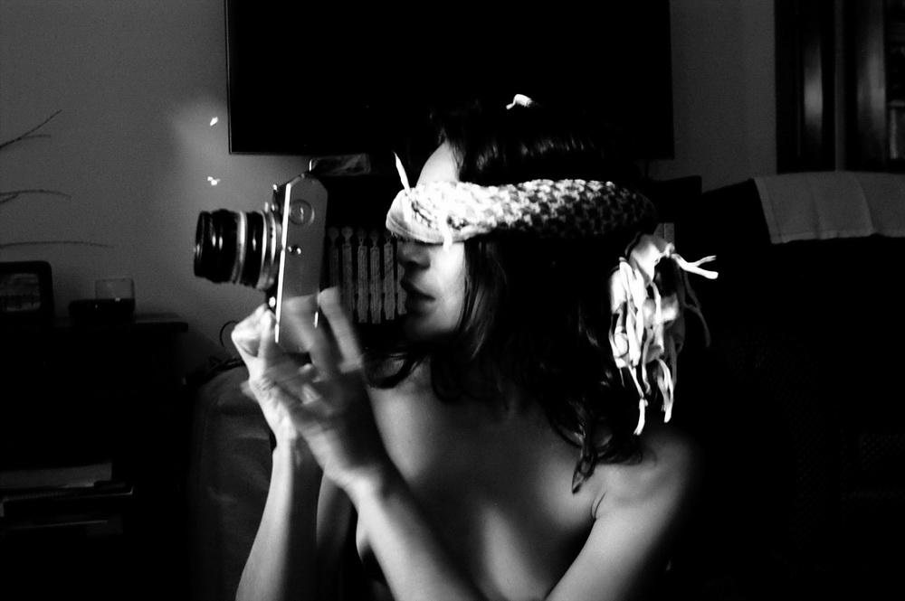 Amilcar Moretti. Serie: La Ceguera del Fotógrafo. 6 abril 2011-30 setiembre 2013, edición. Argentina.