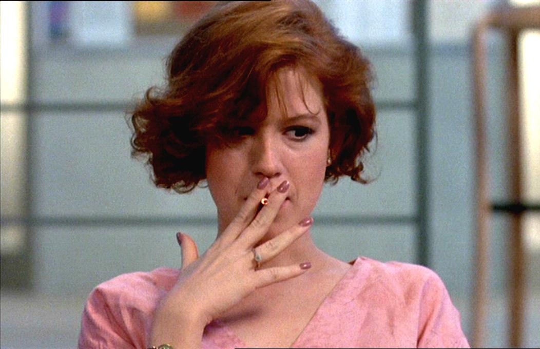 Molly, en su momento de oro, a mediados de las años 80.