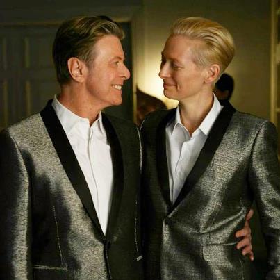 Bowie y Tilda._n
