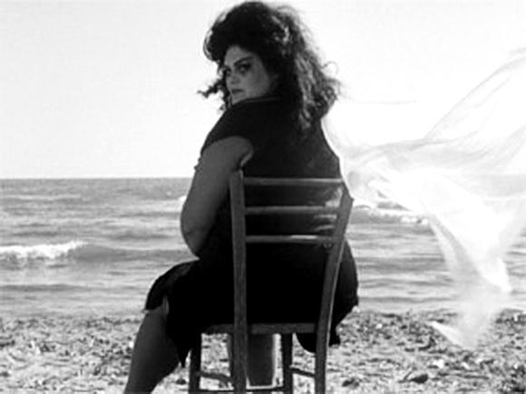 La Sarracena, la Saraghina, personaje de leyenda en el cine de Fellini.