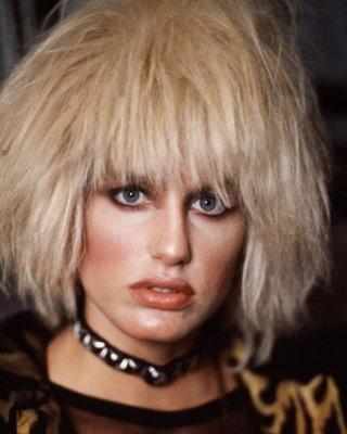 """Daryl Hannah como Priss, el replicante (cyborg) de """"Blade Runner"""" (1982)"""