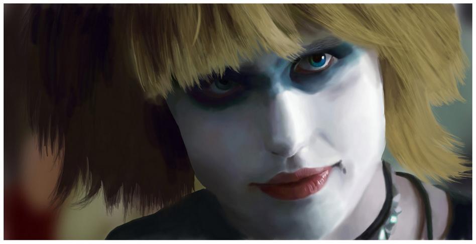 "Pryss, la replicante de ""Blade Runner"""