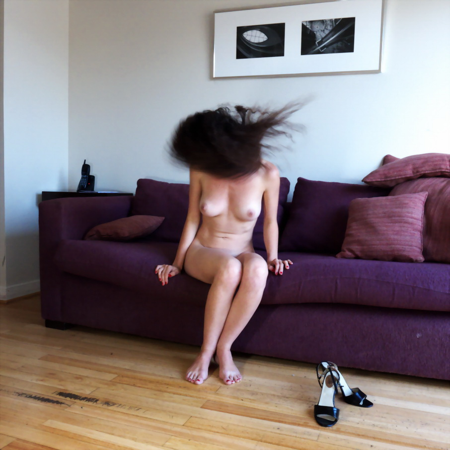 Milena, una de las 7 mil fotos registradas durante dos jornadas en Buenos Aires, en Apart Hotel de Buenos Aires, Viamonte y Callao. Diciembre 2013.