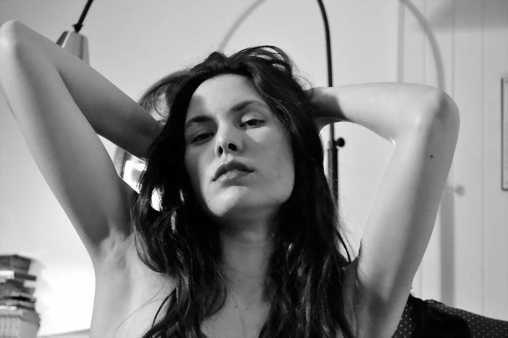 Amilcar Moretti. Fin de Año 2013. Argentina. Inda Morena, de La Plata, modelo.
