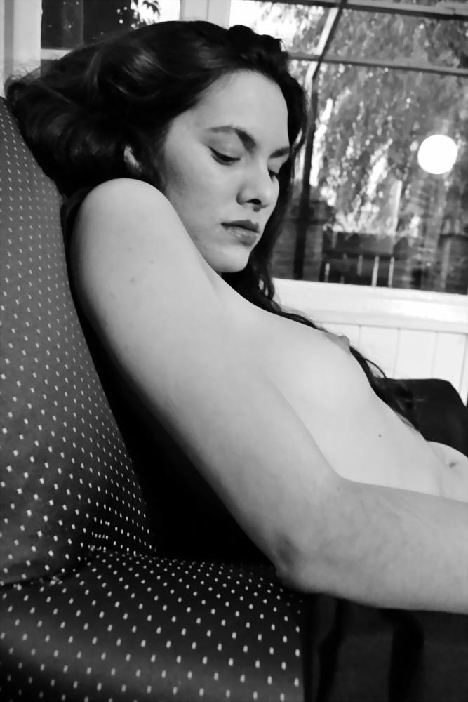 Amilcar Moretti. Fin de Año 2013.  Morena, modelo, de La Plata, Argentina.