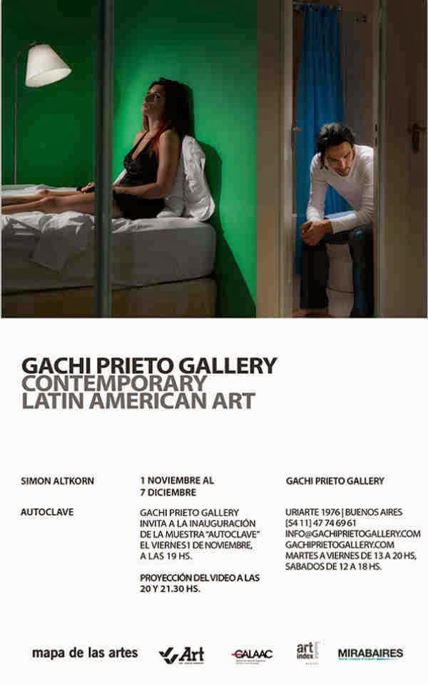 Gachi Prieto Gallery en ocasión de la propuesta de Simón Altkorn