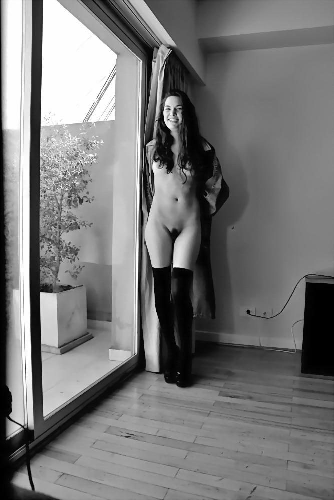 Amilcar Moretti. Jueves 16 enero 2014. Av. Callao y Viamonte, Buenos Aires, depto. piso 11, suite terraza.