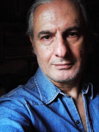 Autorretrato. Amilcar Moretti.