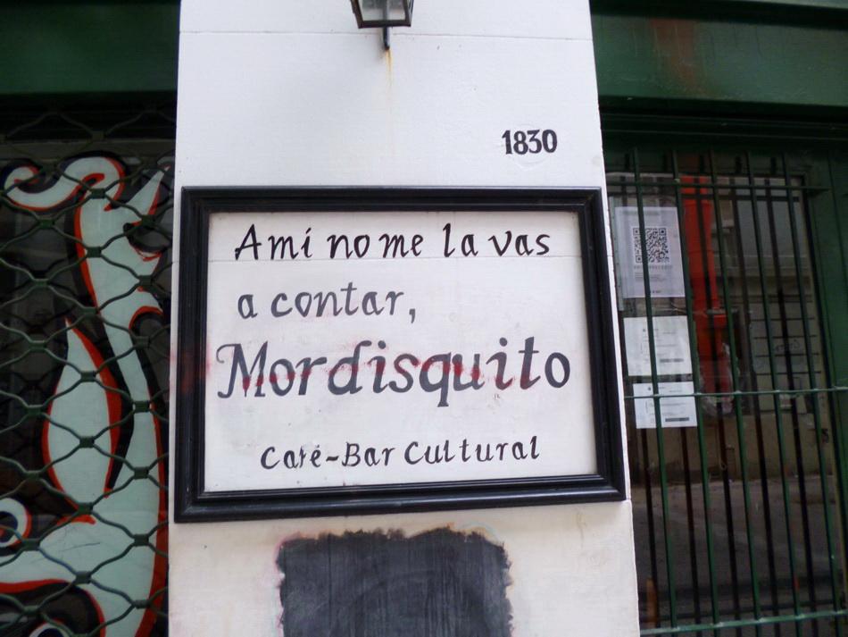 Buenos Aires Ciudad. Paseo santos Discépolo, Corrientes y Callao.
