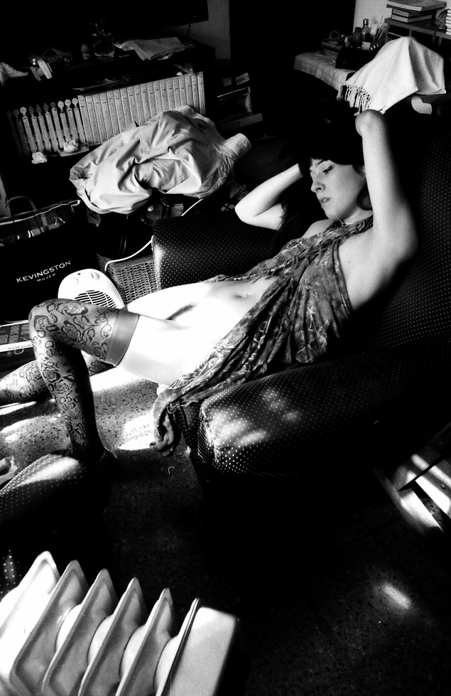 Amilcar Moretti. Miji, de ficción. 9 de febrero 2014. Argentina.