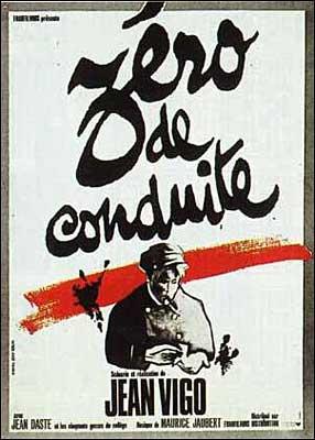 """""""Cero en conducta"""", una de las obras maestras que Jean Vigo filmó en apenas dos años, antes de su muerte hospitalizado por tuberculosis. Y su gran amor allí, mientras pasaba sus último días y se enamoró de una muchacha polaca también enferma."""