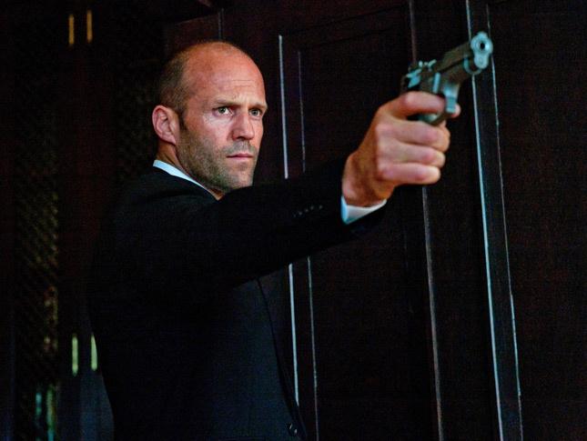 Escena típica de Jason Statham. De Revista GQ