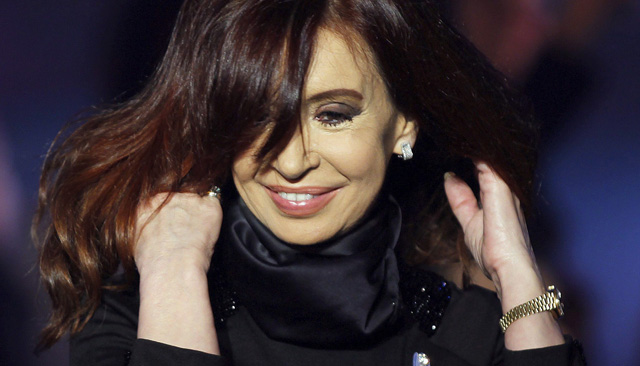 Cristina Fernandez de Kirchner. Diario elmundo.es