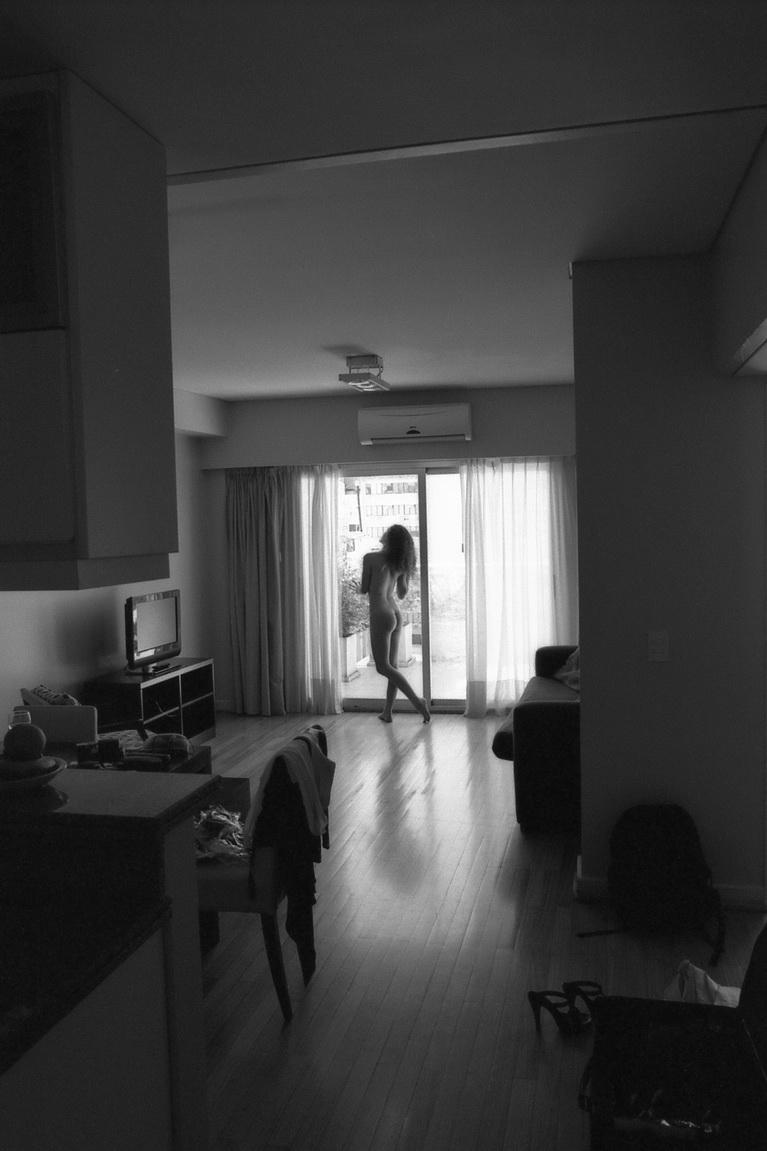 Amílcar Moretti. Mayo 2014. Noveno pio suite Buenos Aires, Viamonte y Callao.