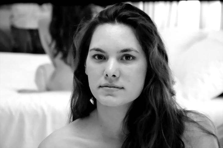 Inda Morena por Amilcar Moretti. Mayo 2014, Buenos Aires.