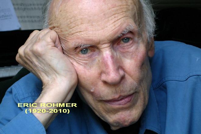 Eric Rohmer por Marie Riviere. De AFP y Getty Images.