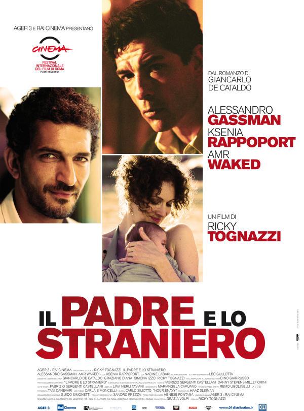 Afiche italiano de la película del domingo.
