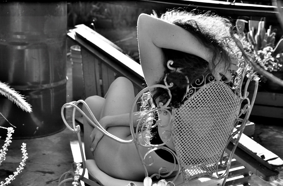 Invierno. Modelo: Malina. Foto por AMÍLCAR MORETTI. 21 de junio 2014. Argentina.