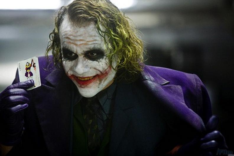 Joker, o el Guasón, es muy conocido entre nosotros.
