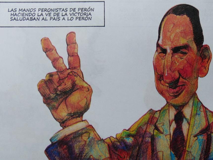 GraL. Peron. Por El Tomi. Rev. Fierro. Junio 2014