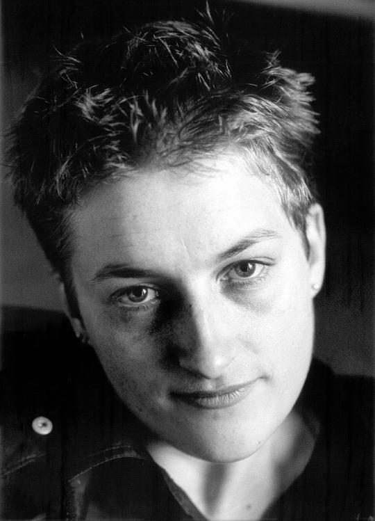 Sarah Kane. (Imagen propiedad de www.bloomsbury.com)