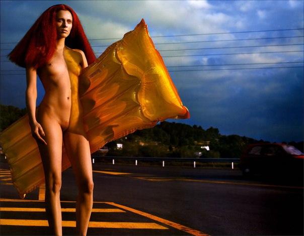 mujer transgénica silicon a, preio alto, no siente, tiene sexo. no es carne: ¡olvídese!