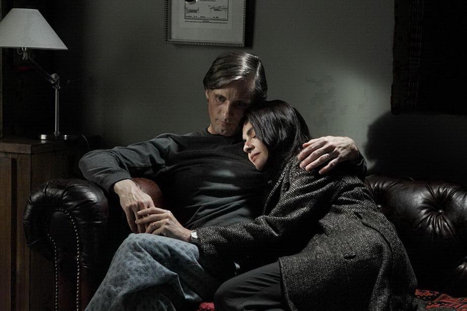 Viggo Mortensen y Soledad Villamil en el Delta.