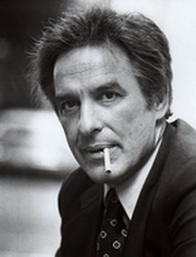 retrato perfil John Cassavetes