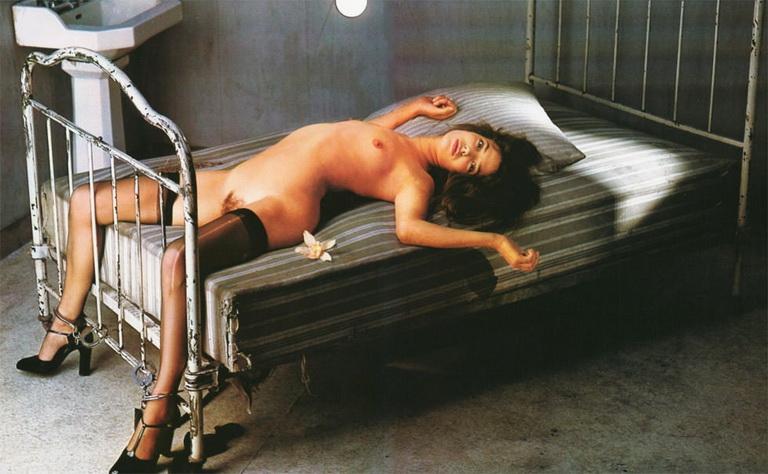 Jane Birkin, revista LUI, 1974. Símil francés de revista Playboy. Eñ año pasado reapareció en el mercado, sin tanta divulgación y poder como en los años 60 y 70