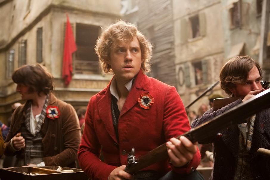 El pueblo, los miserables, los rojos, en la Revolución de Junio de 1836 en París.