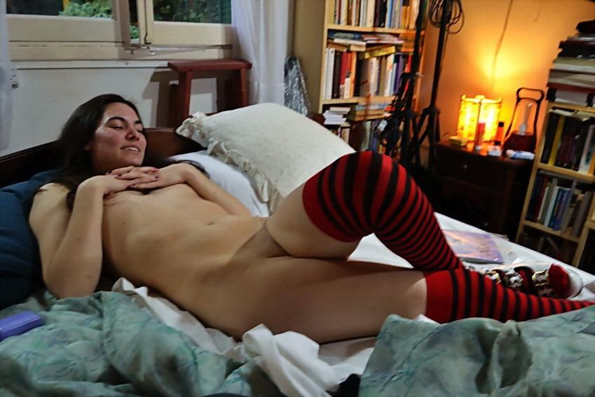 """Amilcar Moretti. Inda Morena suena como un strip tease con """"Fur Plece"""" por el saxo del inolvidable Johnny Hodges. Martes 14 octubre 2014. Argentina."""