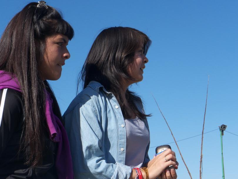 3. Otras dos argentinas que... Amilcar Moretti. La Plata, 2014.