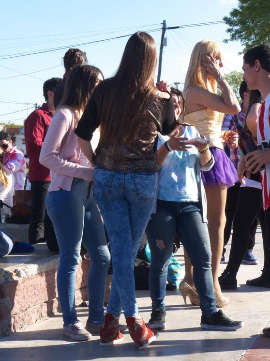 3. Otra fea argentina. Cumbia, La Plata. Argentina. Amilcar Moretti, 2014.