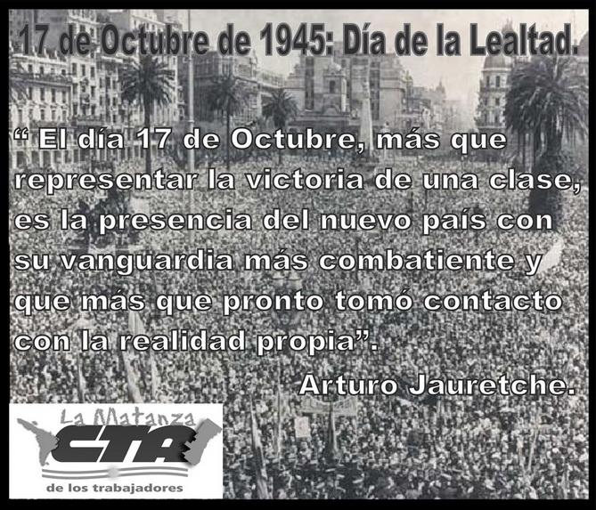 De la CTA La Matanza.
