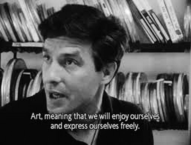 John Cassavetes, la libertad, la creación, el arte, yo mismo.