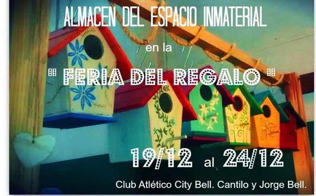 Feria de City Bell. Veo variedad de productos en Facebook: ALMACÉN DEL ESPACIO INMATERIAL