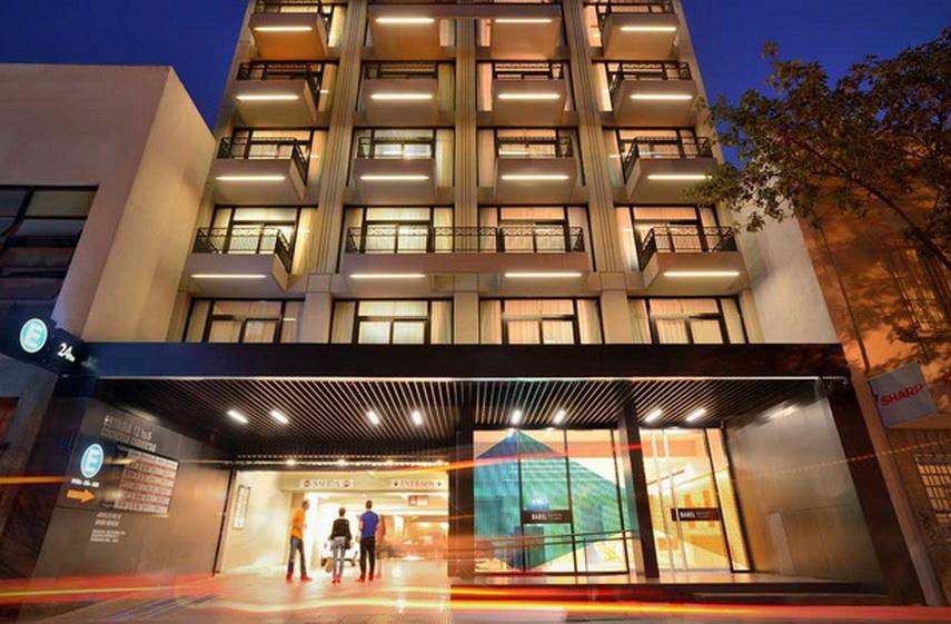 Babel Suites, San Telmo, a dos cuadras de avenida 9 de Julio (Yrigoyen)