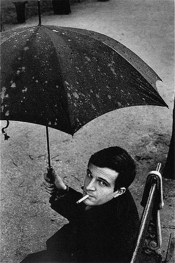 Francois Truffaut por Jean Loup Zieff.