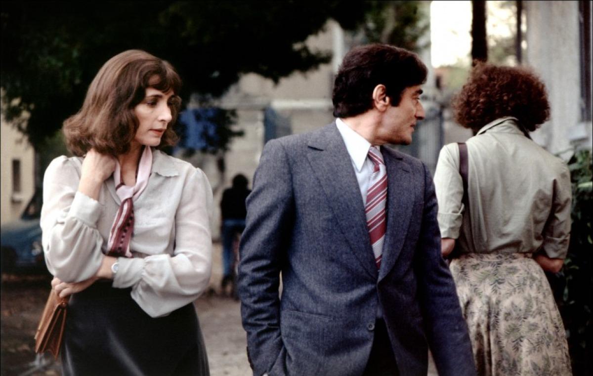 Bretrard Morane, el insistituible Charles Denner de Francois Utruffaut. El hombre que giraba la cabeza para ver pasar a las mujeres en la calle.