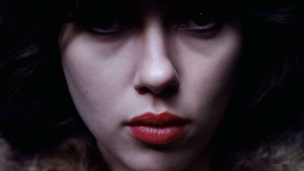 Scarlett Johansson. Under The Skin.