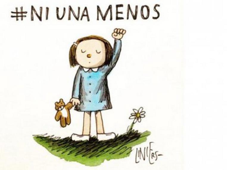 """El miércoles 3 de junio a las 15 concentración contra el femicidio en Argentina: PLAZA DE MAYO. """"NI UNA MÁS"""""""
