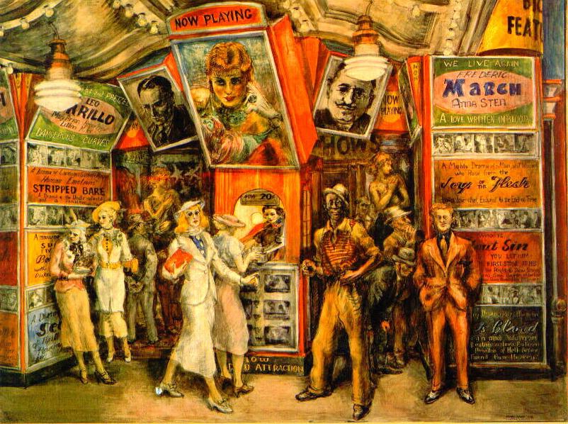 Nueva York. Roy Lichtenstein. Twentieth Century