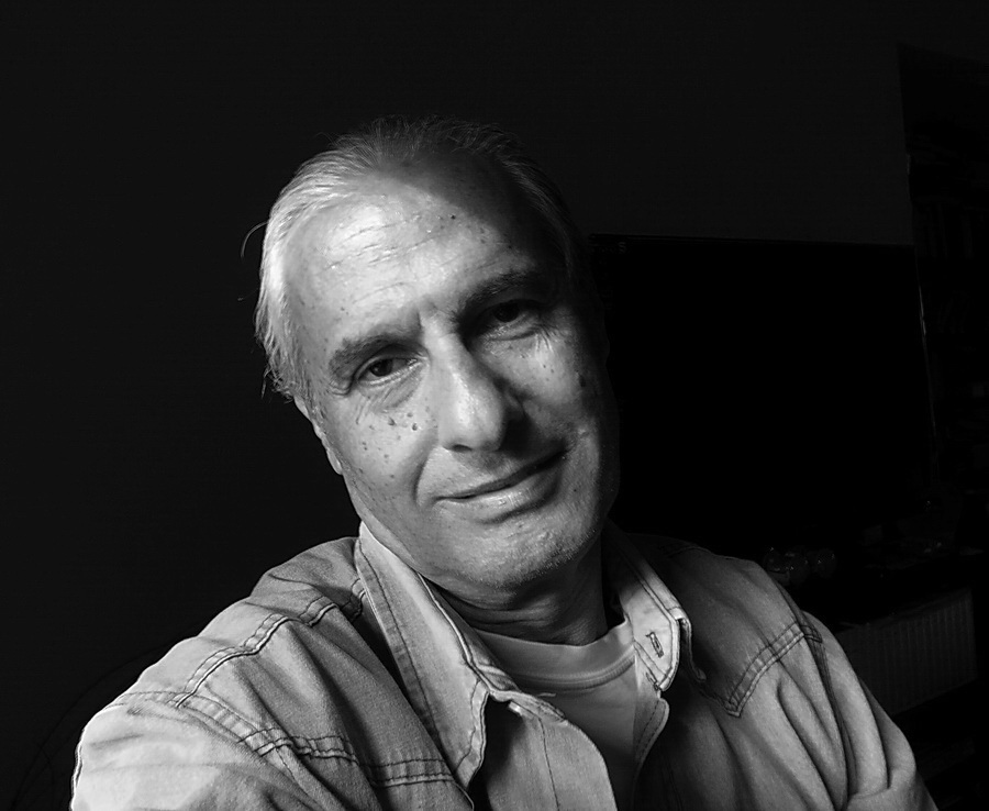 Amilcar Moretti. Autorretrato.
