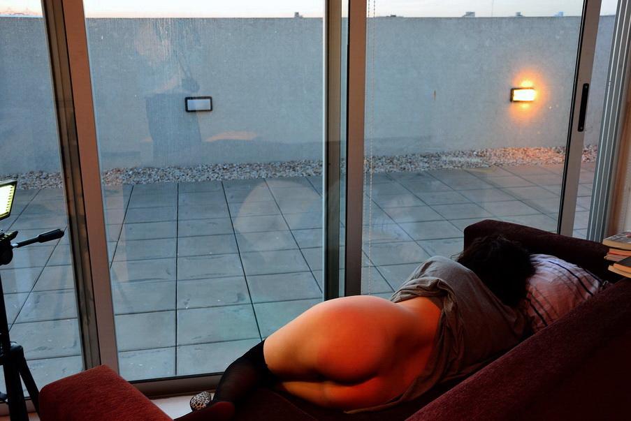 AMILCAR MORETTI. 30 octubre 2015. La Plata. /mo. piso, balcón terraza penthouse en Av. 44 y entre 23 y 24, La Plata, cerca de Buenos Aires. Argentina.