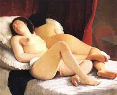 La siesta, el clásico argentino de Prilydiano Pueyrredón