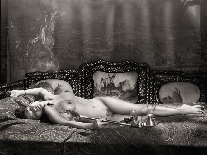 BETTINA RHEIMS, de las más destacadas fotógrafas del mundo. Pierre de reve,2009.