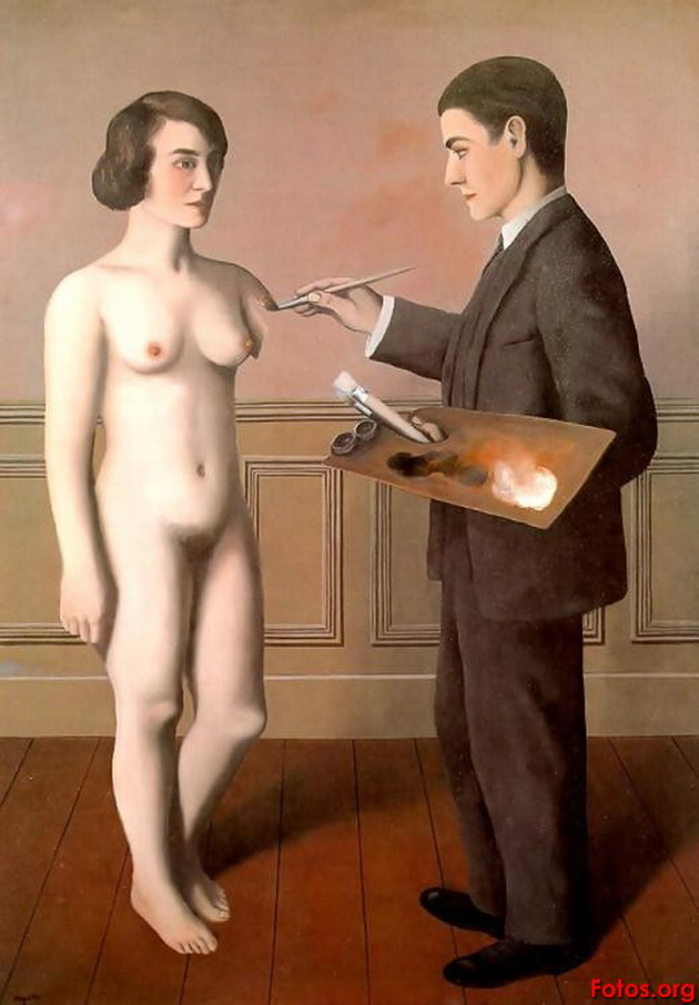 Rene Magritte. Attempting The Impossible.jpg