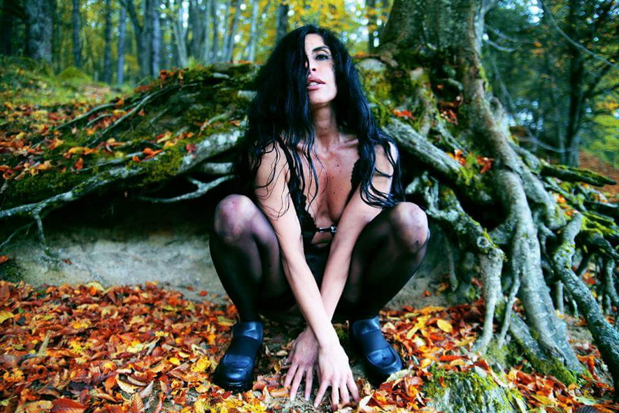 Agata Sara Kowalska fotografía a Prisca Cavalieri.
