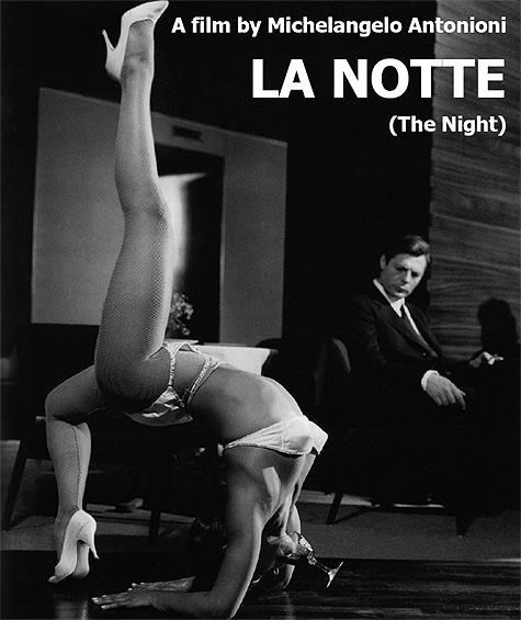 """La notte"", de Michelangelo Antonioni."